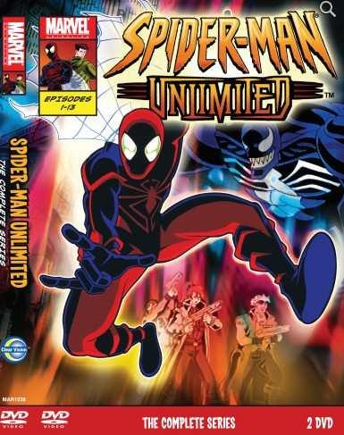 Непобедимый спайдермен (Jetix) смотреть онлайн