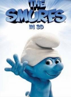 Смурфики 3D (2011) смотреть онлайн