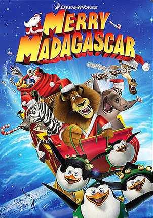 Рождественский Мадагаскар (2009) смотреть онлайн