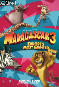 Мадагаскар 3 (2012) смотреть онлайн