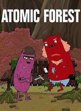 Атомный лес 1,2 сезон смотреть онлайн