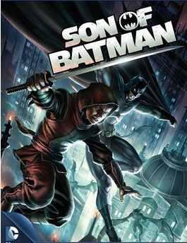 Сын бэтмена (2014) смотреть онлайн