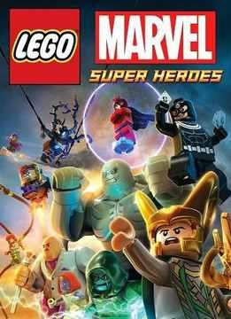 Лего супергерои марвел максимальная перегрузка