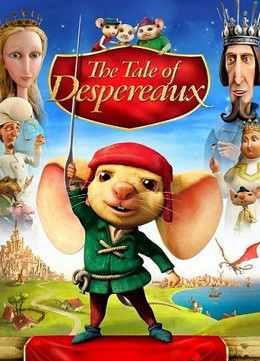 Приключения десперо (2008) смотреть онлайн