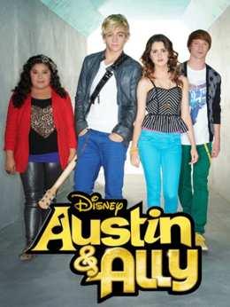 Остин и Элли 1,2,3,4 сезон смотреть онлайн