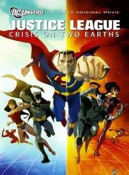 Лига справедливости кризис двух миров (2010) смотреть онлайн