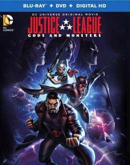 Лига справедливости: Боги и монстры (2015) смотреть онлайн