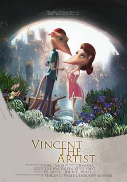 Vincent the Artist (2017) смотреть онлайн