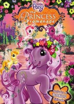 Мой маленький пони прогулка принцессы (2006) смотреть онлайн