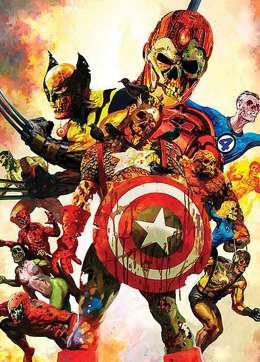 Фан бои между супер героями смотреть онлайн