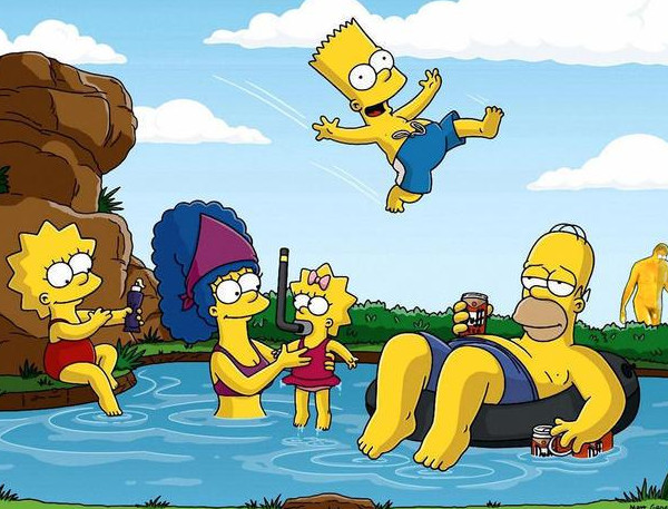 Симпсоны слушать онлайн