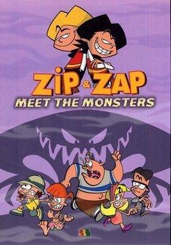 Приключения Зипа и Запа смотреть онлайн