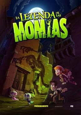 Легенда о мумии Гуанахуато (2015) смотреть онлайн