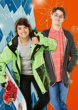 Макс и Шред Nickelodeon - сериал 1,2 сезон
