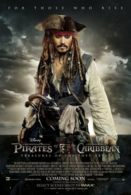 Пираты Карибского моря: Мертвецы не рассказывают сказки 720 HD (2017) смотреть онлайн