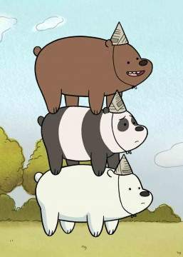Мы обычные медведи / Вся правда о медведях 1,2,3,4 сезон смотреть онлайн