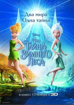 Феи: Тайна зимнего леса (2012) смотреть онлайн