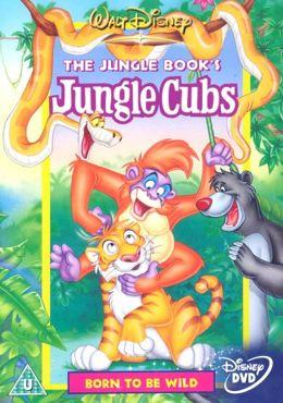 Детеныши джунглей смотреть онлайн
