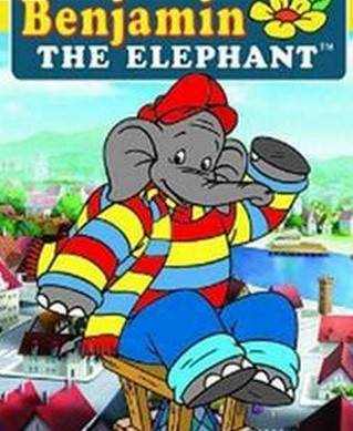 Слон по имени Бенджамин смотреть онлайн