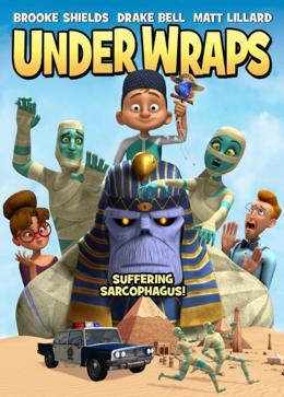 Заклятие фараона / Under Wraps (2015) смотреть онлайн