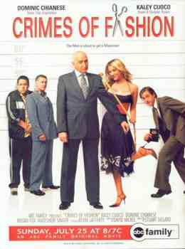 Преступления моды (2004) смотреть онлайн