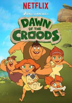 Семейка Крудс. Начало (2015) 1 сезон смотреть онлайн