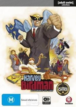 Харви Бердмэн, адвокат смотреть онлайн