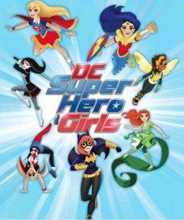 Школа Супер Героинь 1,2 сезон смотреть онлайн