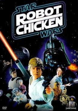 Робоцып: Звездные войны (2007) смотреть онлайн