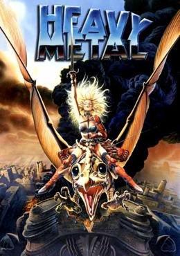 Тяжелый металл (1981) смотреть онлайн