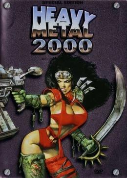 Тяжелый металл 2000 (2000) смотреть онлайн