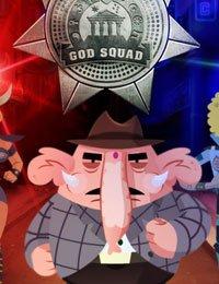 Полицейский отряд / God Squad смотреть онлайн