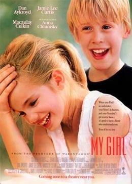 Моя девочка (1991) смотреть онлайн
