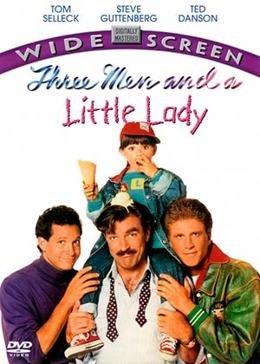 Трое мужчин и маленькая леди (1990) смотреть онлайн