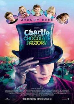 Чарли и шоколадная фабрика (2005) смотреть онлайн