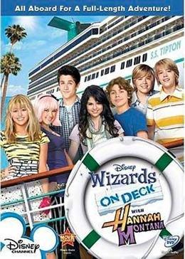 Волшебники на палубе с Ханной Монтаной (2009) смотреть онлайн