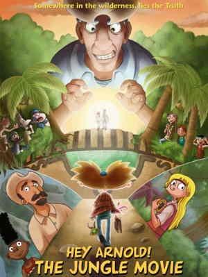 Эй Арнольд! Кино/Фильм о джунглях (2017) смотреть онлайн