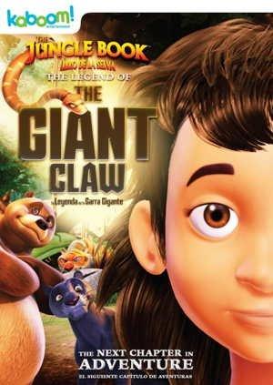 Книга джунглей: легенда гигантского когтя (2016) смотреть онлайн