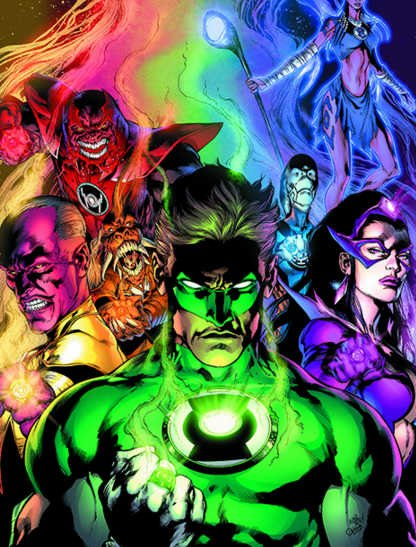 DC Comics короткометражки