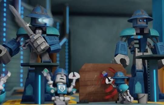 Lego nexo knights мультфильм скачать торрент.