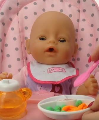 Кукла Пупсик Беби Борн смотреть онлайн