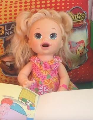 Куклы Пупсики Бэби Элайв смотреть онлайн