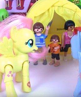 Мультики для Детей с Игрушками смотреть онлайн