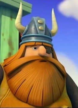 ������ ��� / ³�: ��������� ���� / Vic The Viking