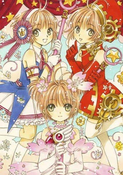 Сакура — собирательница карт / Cardcaptor Sakura New 2 сезон смотреть онлайн