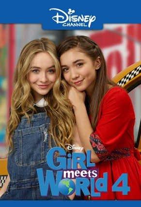 Девочка покоряет мир / Истории Райли 4 сезон смотреть онлайн