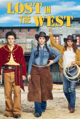 На Диком Западе 1,2,3 часть Nickelodeon
