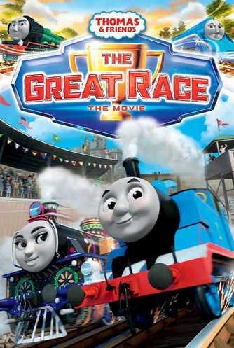 Томас и его друзья: великая гонка (2016) смотреть онлайн