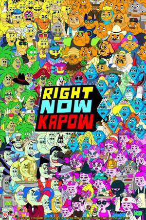 Сейчас будет Бум / Right Now Kapow DisneyXD смотреть онлайн