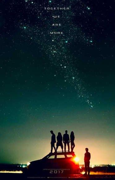 Могучие рейнджеры. Кино (2017) смотреть онлайн